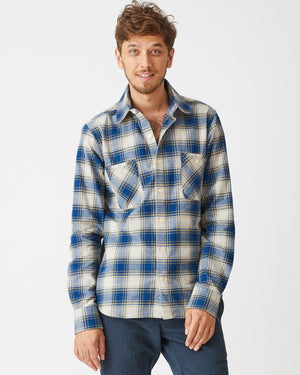 Woodsman Shirt | Vintage Plaid