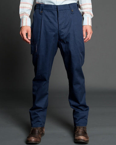 Sailor Pant | Washed Blue