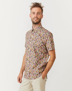 Short Sleeve Dylan | Faded Tropics