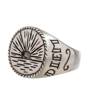 LHN | Sunrise Signet Ring