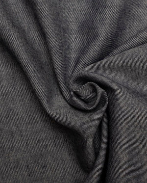 Fabric | Grey/White Fleck Cotton