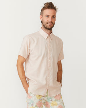Short Sleeve Dylan | Dusty Rose