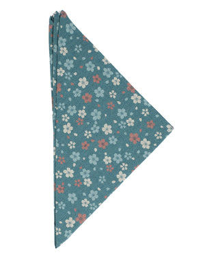 Bandana | Blue Wildflowers