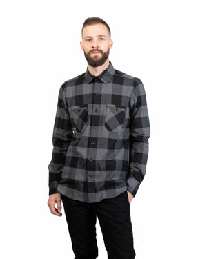 Woodsman Shirt | Smokey Check