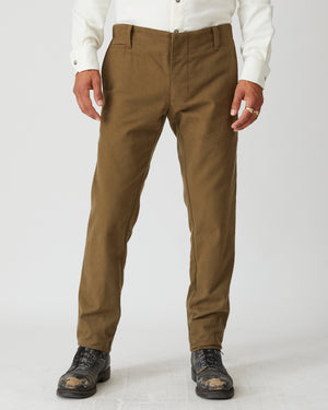 Slim Casual Trouser | Scout Green