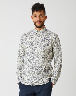 Dylan Shirt | Flower Blues