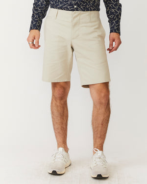 Slim Shorts | Bone