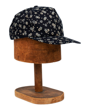 Casey Jones Cap | Flowers and Hearts
