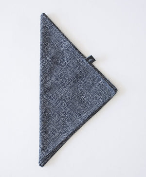 The Bandana | Indigo Dots