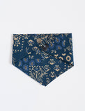 Hopper Hunter | The Bandana | Indigo Patchwork