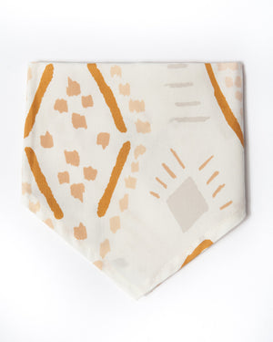 cotton southwest bandana front