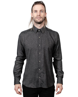 Flannel Shirt | 18 Waits | Front