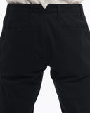 Black Field Pant - back detail