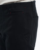 Black Field Pant - pocket detail