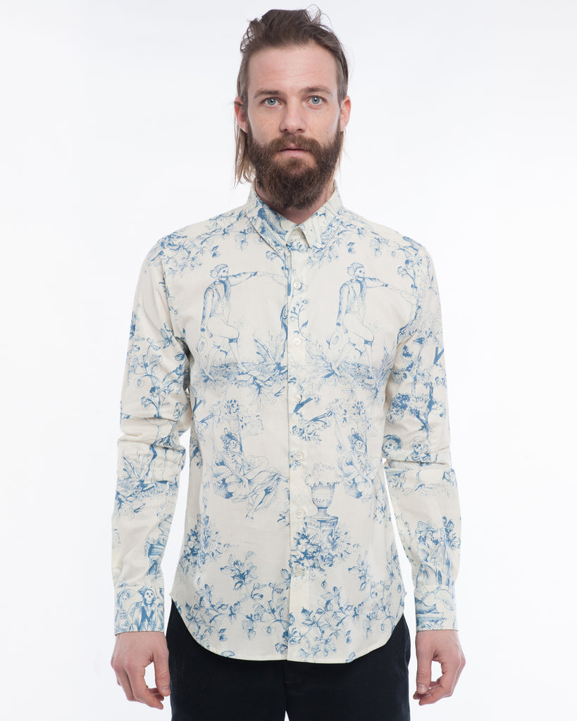 The Dylan Long Sleeve Shirt | Living Dead