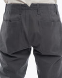 Charcoal Field Pant -back detail