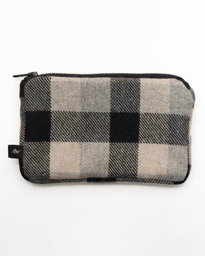 Pouch | Cream Check/Balsam Check
