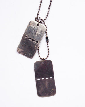 Signature Series | Dog Tags Necklace