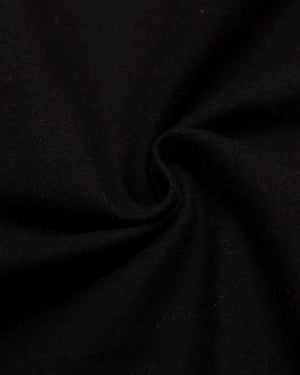Fabric | Black Cotton Flannel