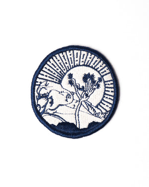 Embroidered Patch | Sunshine