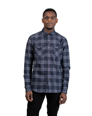 Woodsman Shirt | Atlantic Check