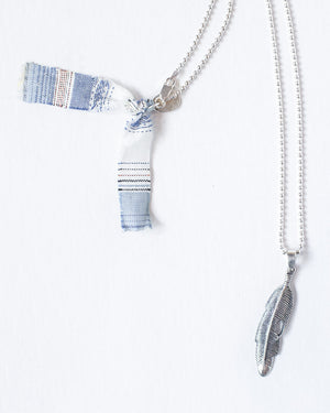 Freedom Feather Necklace | Large