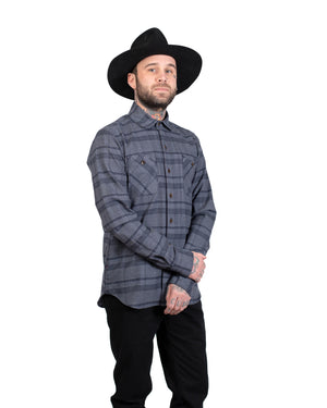 Woodsman Shirt | Arctic Check