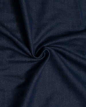 Fabric | Navy Cotton Flannel
