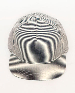 Casey Jones Cap | White Stripe