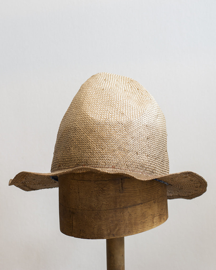The Jack Straw Hat | Tobacco