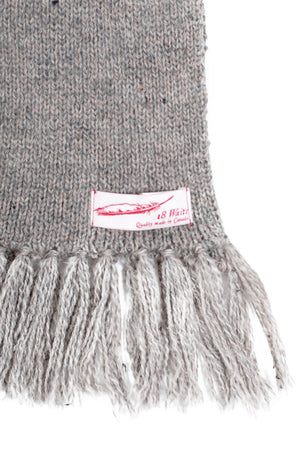 Fringe Scarf | Saddleworth Mist