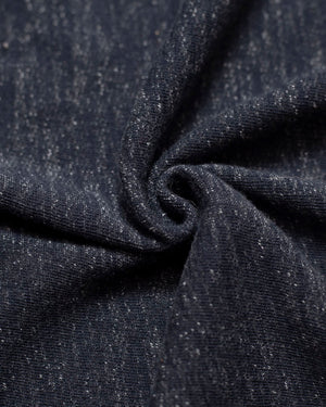Fabric | Navy Melange French Terry