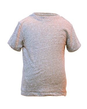 Kids Grey T-Shirt - front