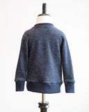Kids Navy Sweatshirt - back