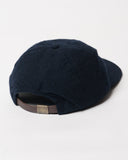 Navy Wool Cap - Kid Size -back