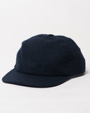 Navy Wool Cap - Kid Size front