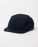 Navy Wool Cap - Toddler Size -front