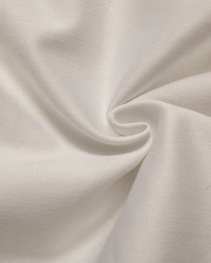 Fabric | White Poly Cotton Blend
