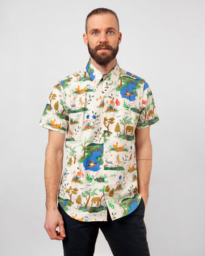 Short Sleeve Dylan | Natural Meadow