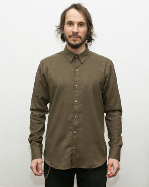 Dylan Shirt | Forest Flannel