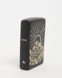 Mountain Zippo Lighter - side