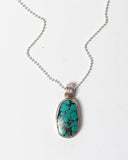 The Desert Blues Collection - Turquoise Desert Stone Necklace