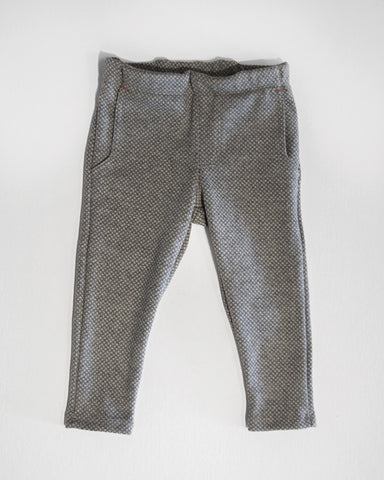 Hopper Hunter | Jackrabbit Trouser | Charcoal Diamonds