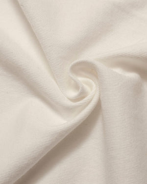 Fabric | White Cotton Jersey