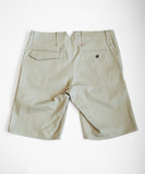 The Slim Suit Short | Khaki