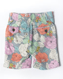 Flower power slim short back