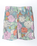 Flower Power slim short front