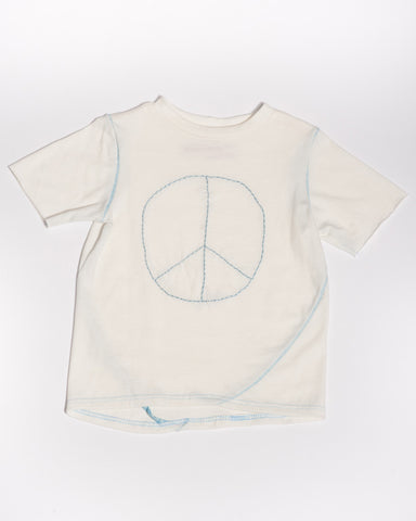 Cotton peace t-shirt