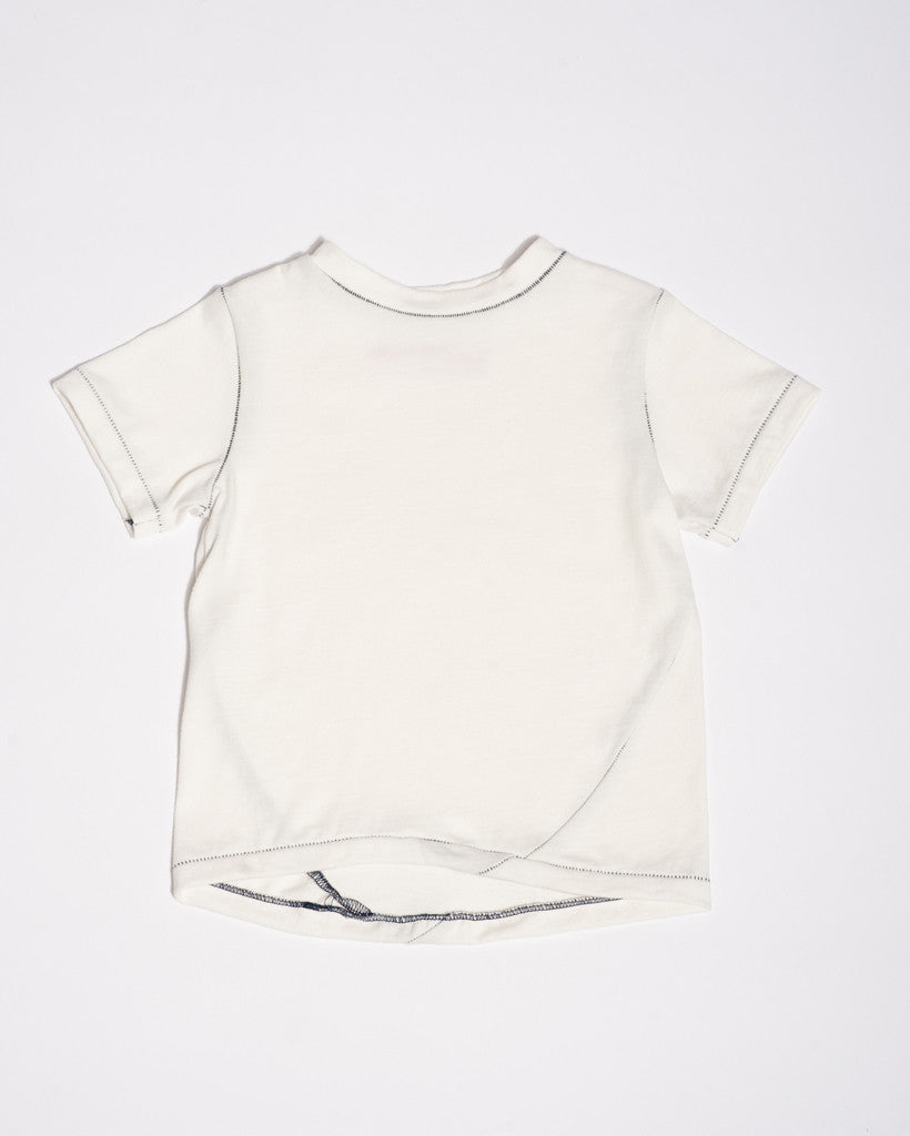 Cotton Cream Jersey t-shirt