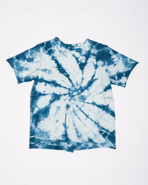 Cotton Tie Dye Spiral t-shirt